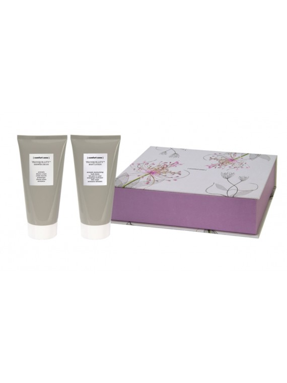coffret tranquillity shower...